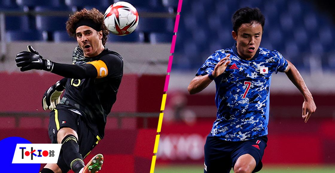 ¿Cómo, cuándo y dónde ver el México vs Japón por la medalla de bronce en Tokio 2020?