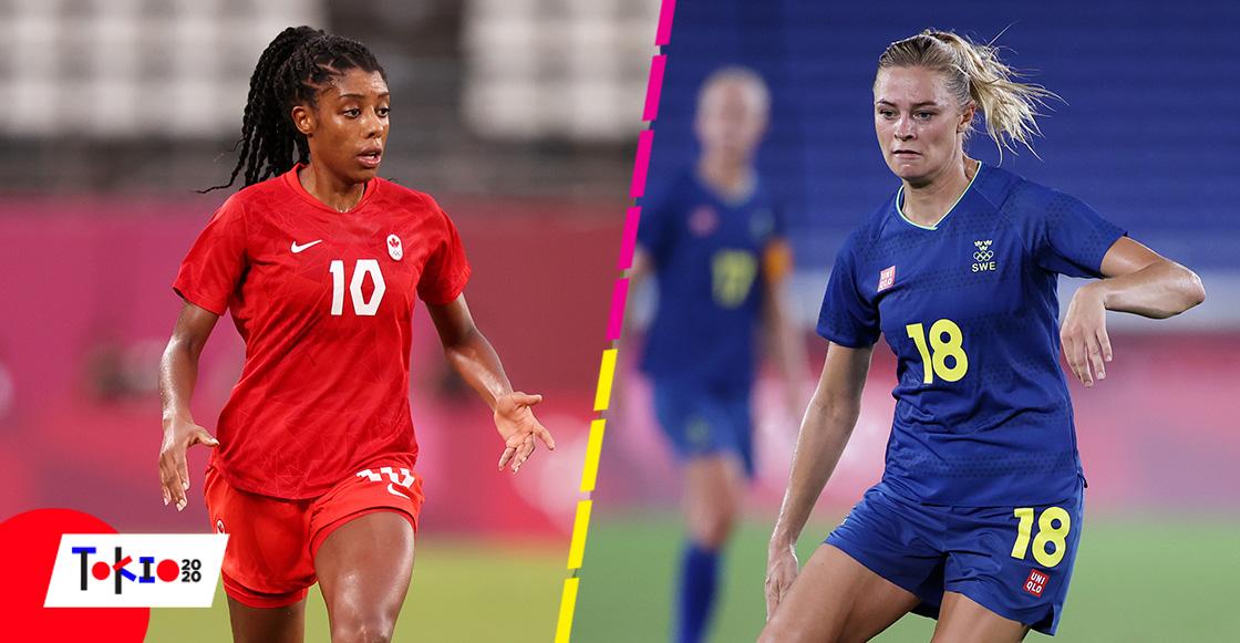 ¿Cómo, cuándo y dónde ver el partido Canadá vs Suecia por la medalla de oro de futbol femenil?