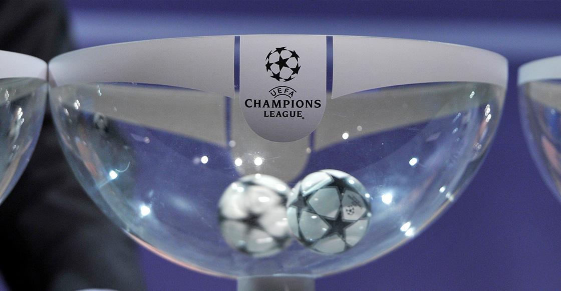 ¿Cómo, cuándo y dónde ver el sorteo de la fase de grupos de la Champions League?