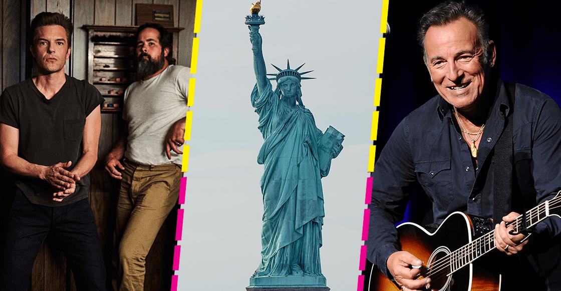 We Love NYC: Te decimos cómo ver el concierto de The Killers, Bruce Springsteen y más en Nueva York