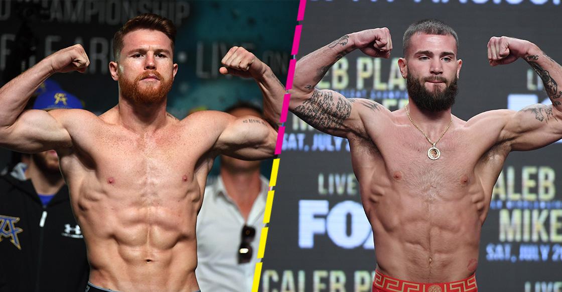 Confirmada la fecha para la pelea entre 'Canelo' Álvarez y Caleb Plant