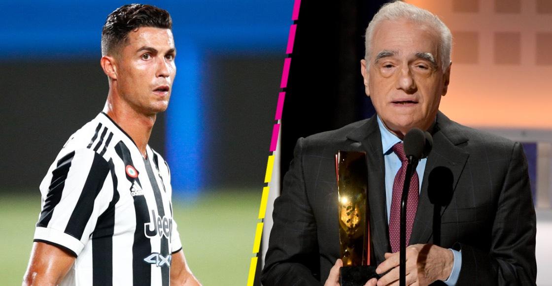 ¿Cristiano Ronaldo estuvo a punto de aparecer en una película de Martin Scorsese?