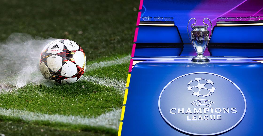 Cuándo comienza la fase de grupos de la Champions League 2021-2022?