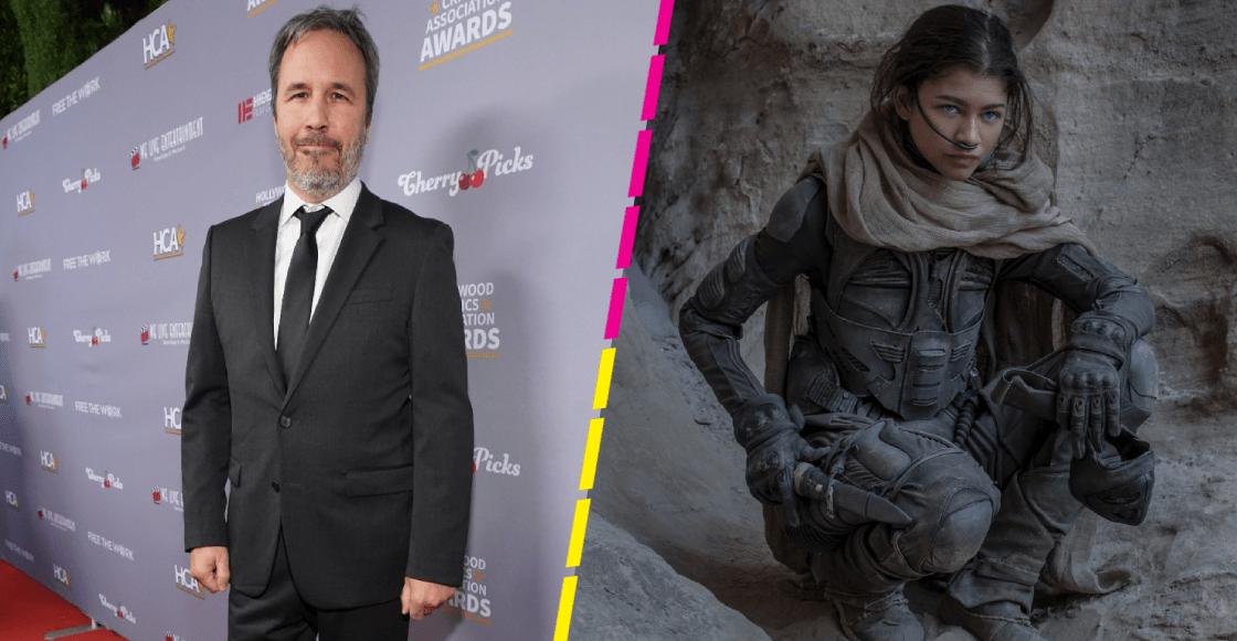 'Dune': Denis Villeneuve habla de la 'Parte 2' y Zendaya como protagonista