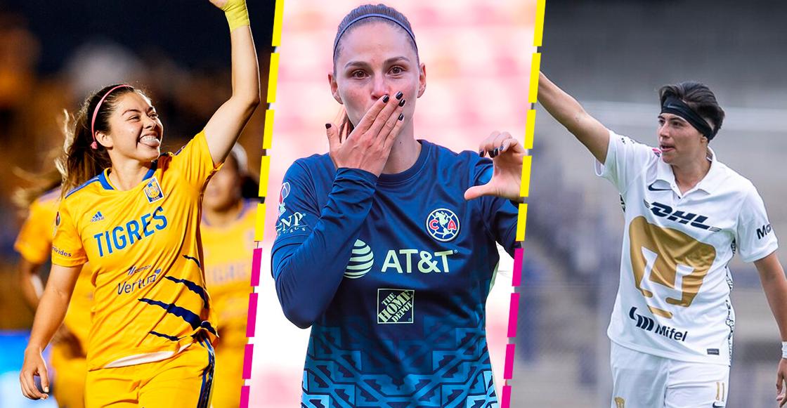 El primer triunfo de Pumas, estreno goleador de Corral y sin empates: Así fue la Jornada 7 de la Liga Femenil