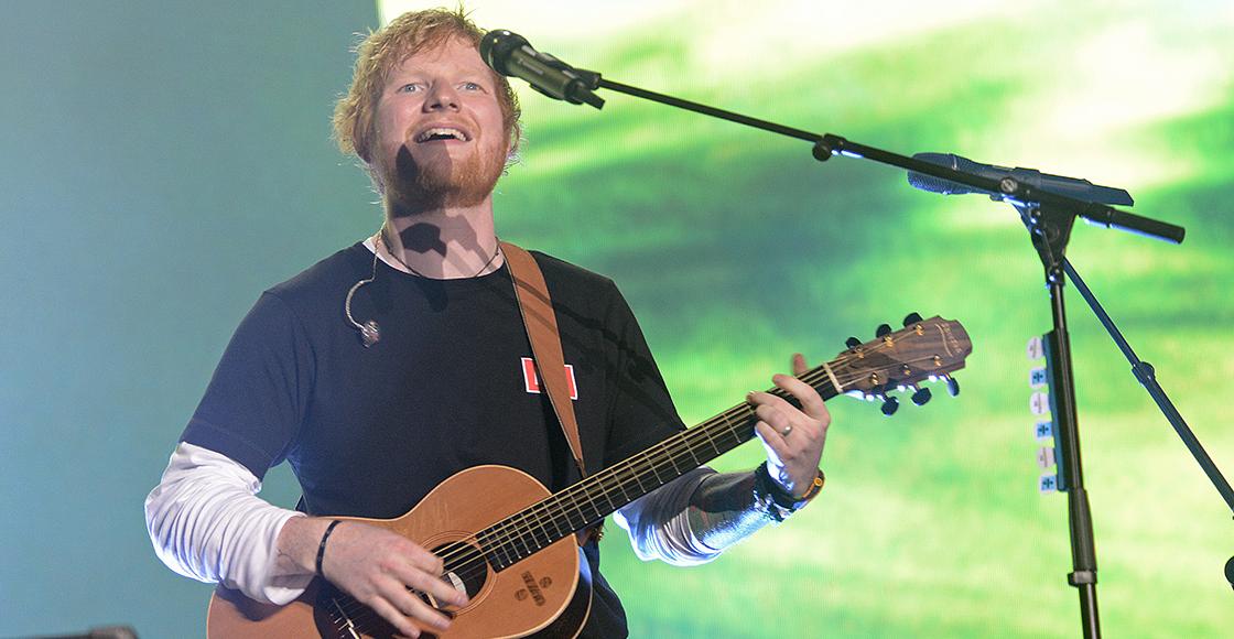 """Ed Sheeran anuncia su nuevo disco estrenando la rola """"Visiting Hours"""""""