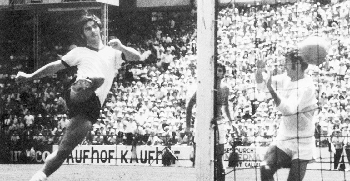 Falleció Gerd Muller, el 'Bombardero' que construyó su leyenda en México a nivel internacional
