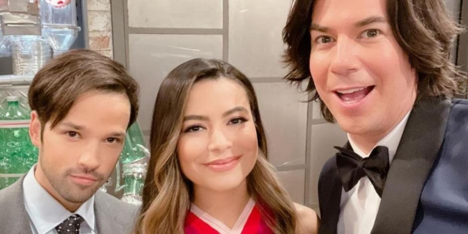 Miranda Cosgrove cuenta cómo iCarly inspiró a las personas a ser 'youtubers'