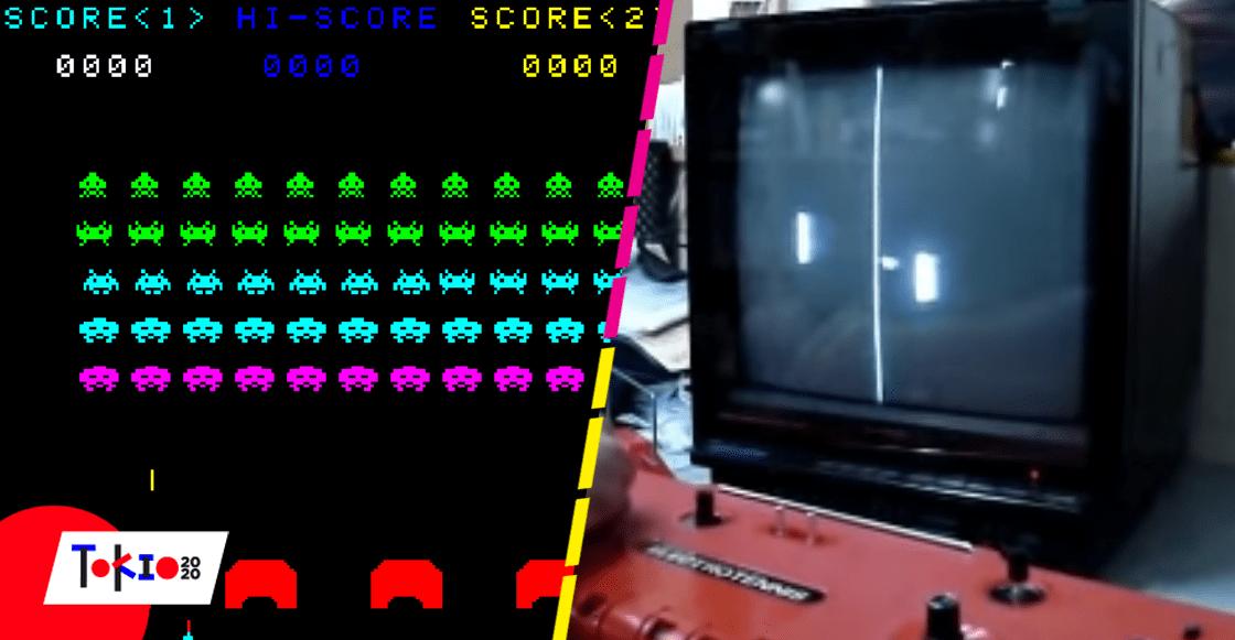 ¿Cuál fue el primer videojuego que se desarrolló en Japón?