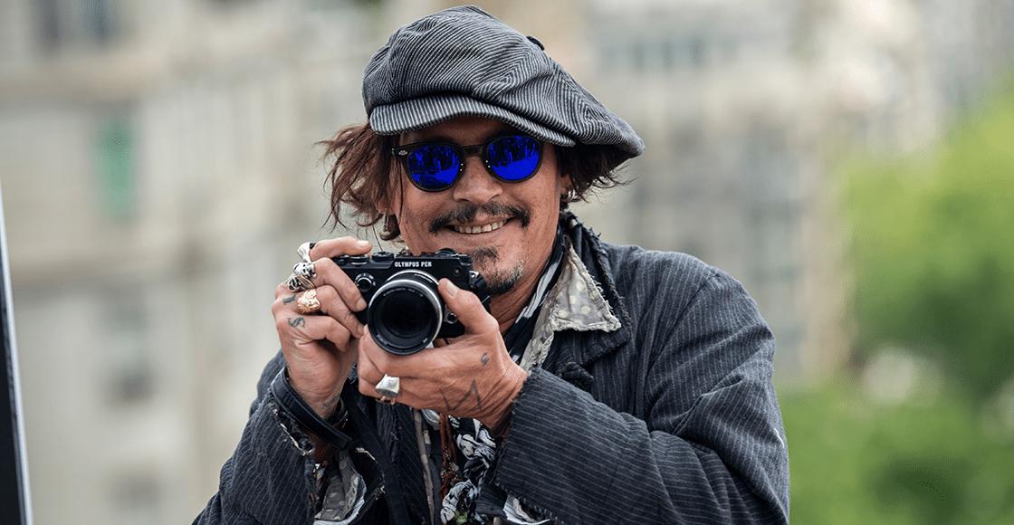 Johnny Depp afirma que en Hollywood existe un boicot en su contra