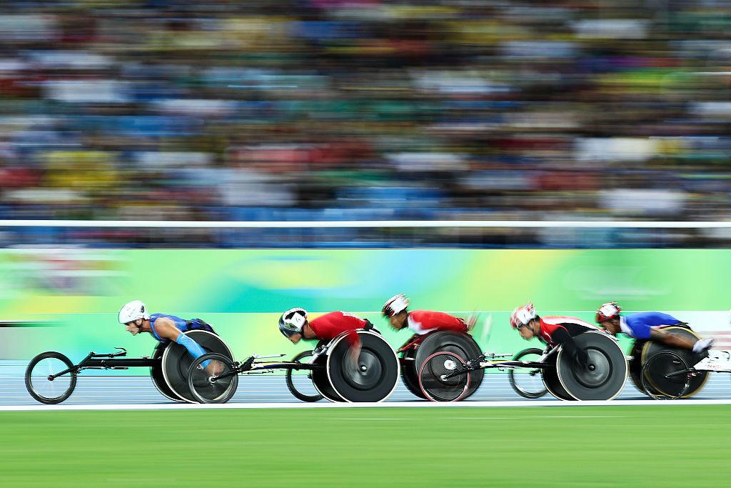 Competencias en los Juegos Paralímpicos de Río 2016