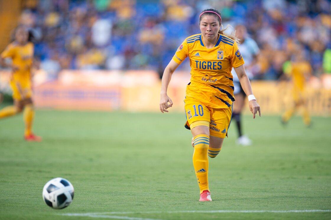 ¡De chilena! Revive el golazo de Katty Martínez en el Tigres vs Necaxa Femenil
