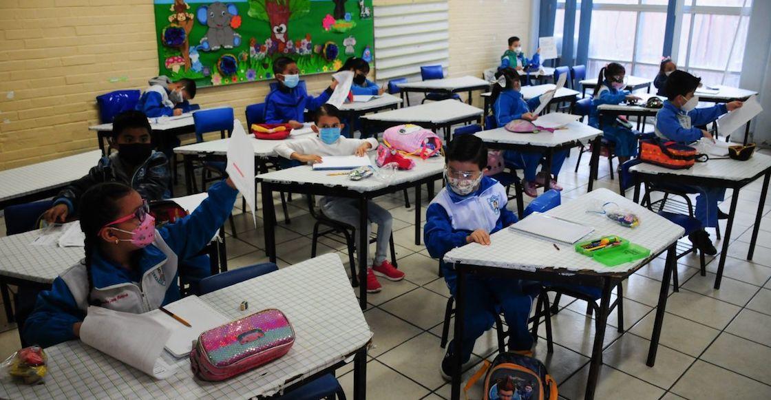 Exigen en Change.org vacuna contra COVID para menores de 17 años ante el regreso a clases en México