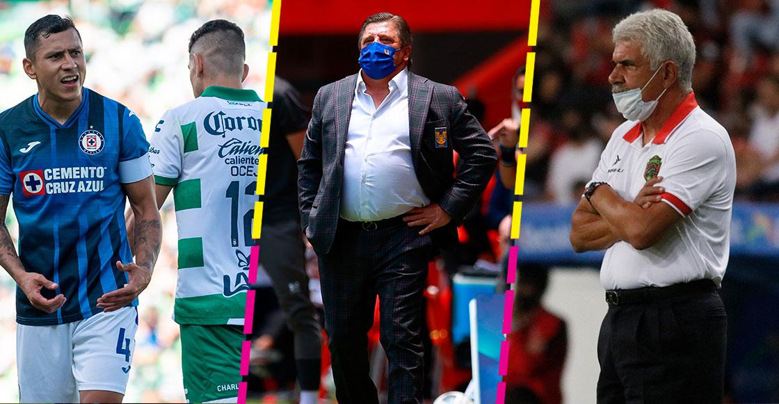 La nueva televisora de Santos, la primera derrota del 'Piojo' Herrera: Lo que dejó la Jornada 2