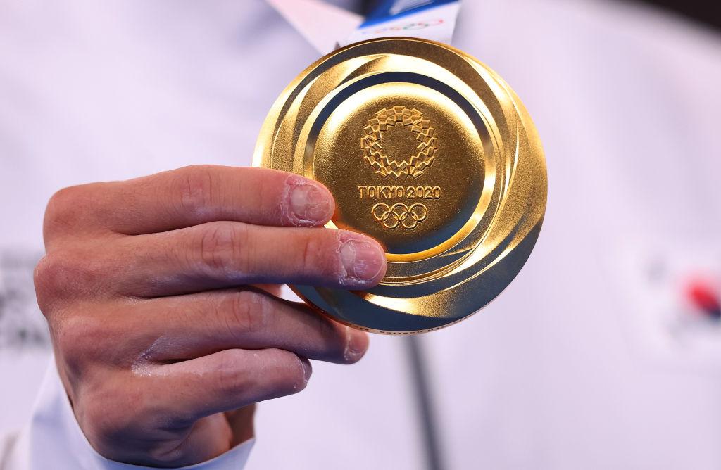 Medalla de oro de Tokio 2020