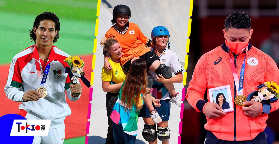 Los 18 mejores momentos que nos dejaron los Juegos Olímpicos de Tokio 2020