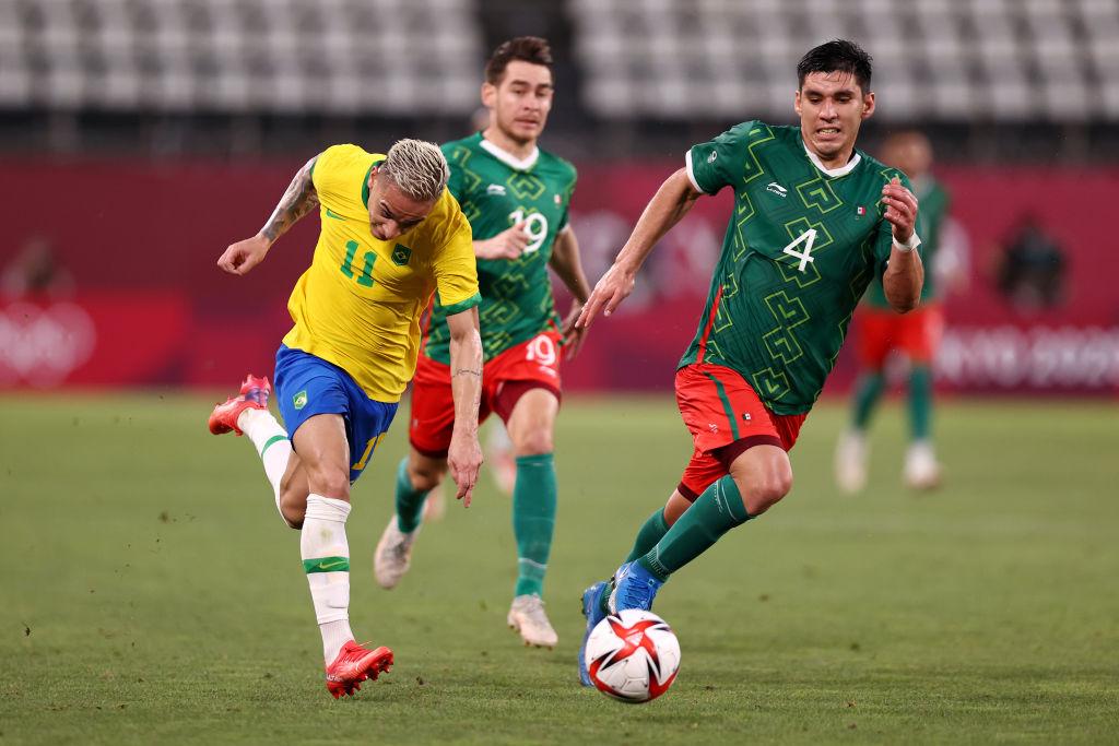 México vs Brasil en Tokio 2020