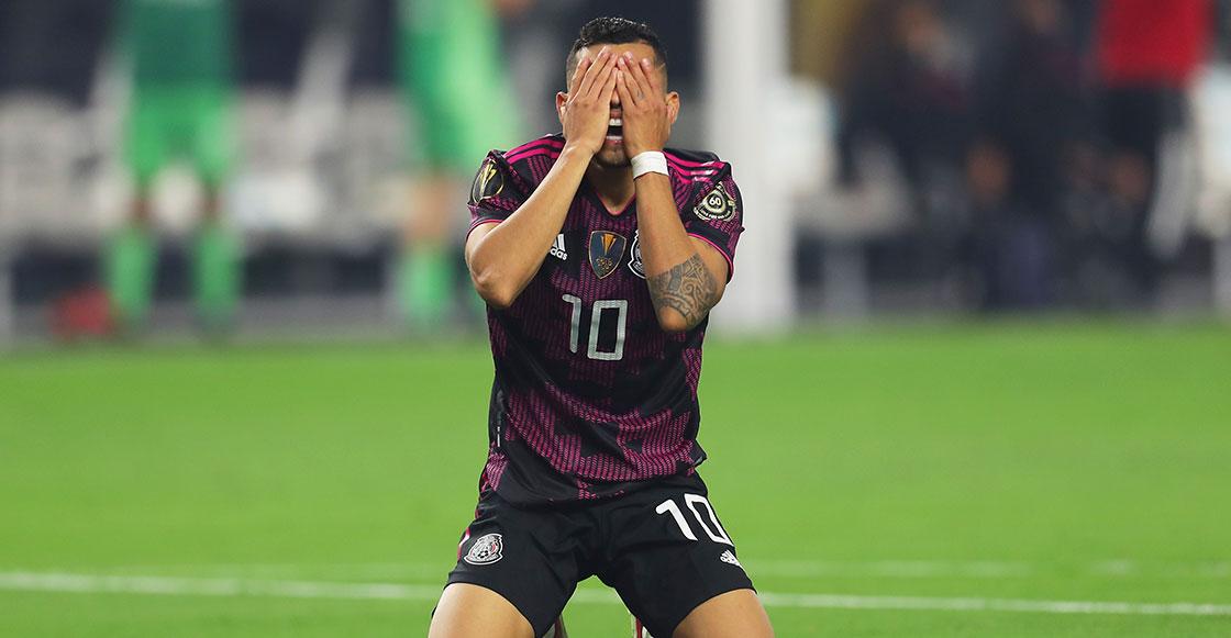¡Ya somos clientes! El gol con el que Estados Unidos le quitó la Copa Oro a México en tiempos extra