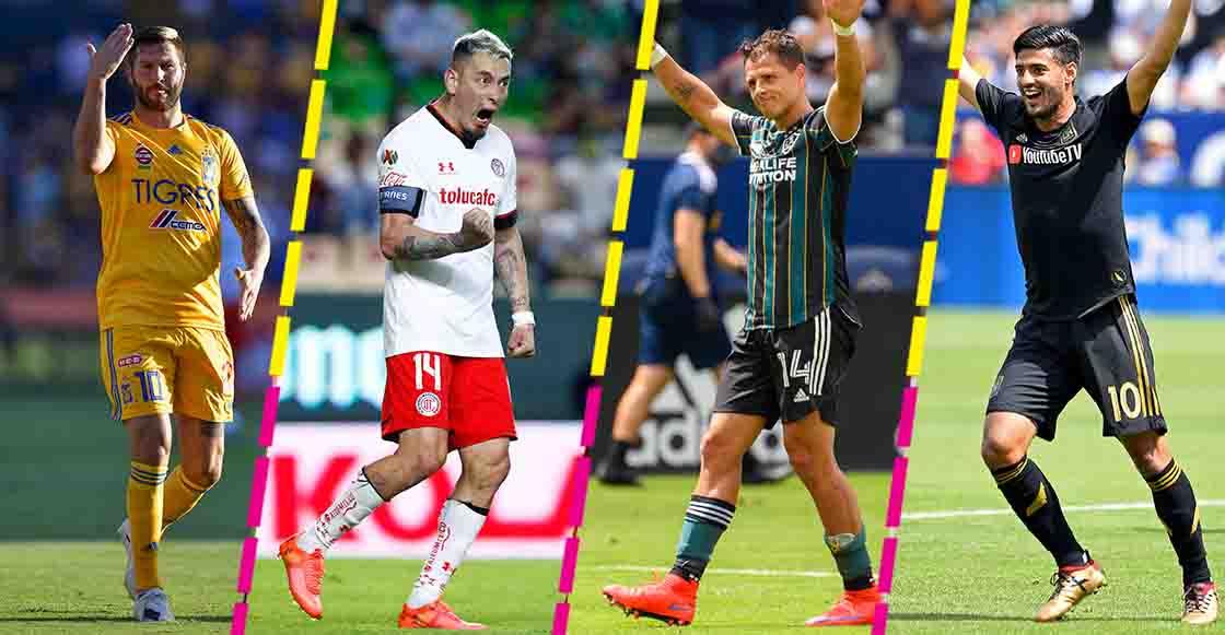 Conoce a los cracks de Liga MX y MLS que participarán en el desafío de habilidades