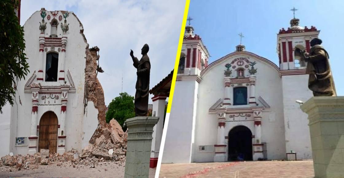 ¡Ahí la llevan! INAH entrega mil 400 monumentos históricos dañados por el sismo (Ya nada más faltan 900)