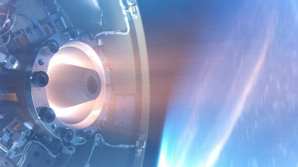 ¡El futuro es hoy! Japón prueba una nave espacial que incorpora un motor de detonación