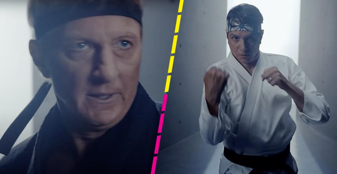 Se armó el torneo: Checa el teaser de la cuarta temporada de 'Cobra Kai'