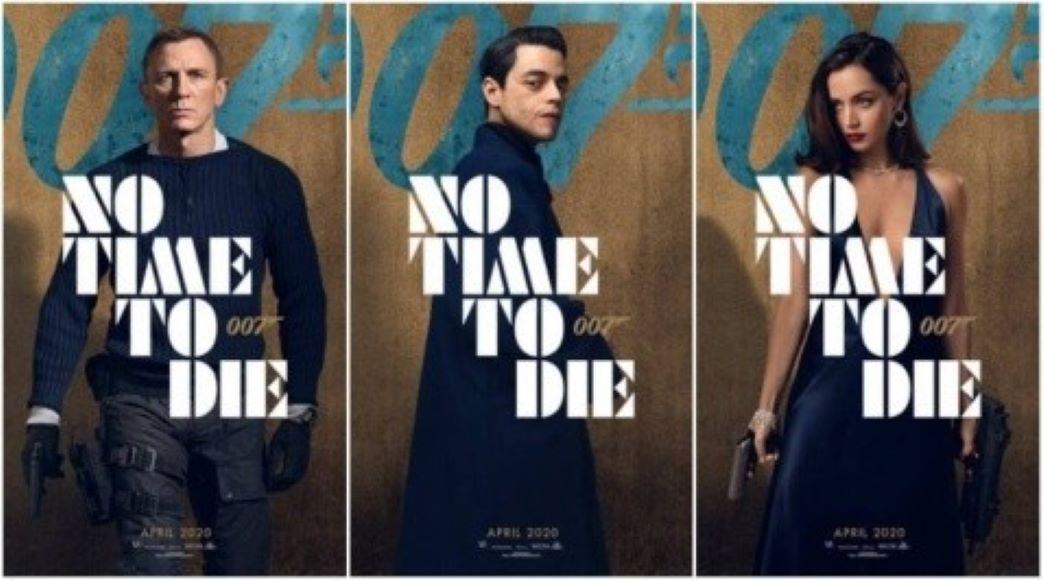 ¡Aparten sus lugares! 'No Time to Die' finalmente llegará a los cines en el otoño