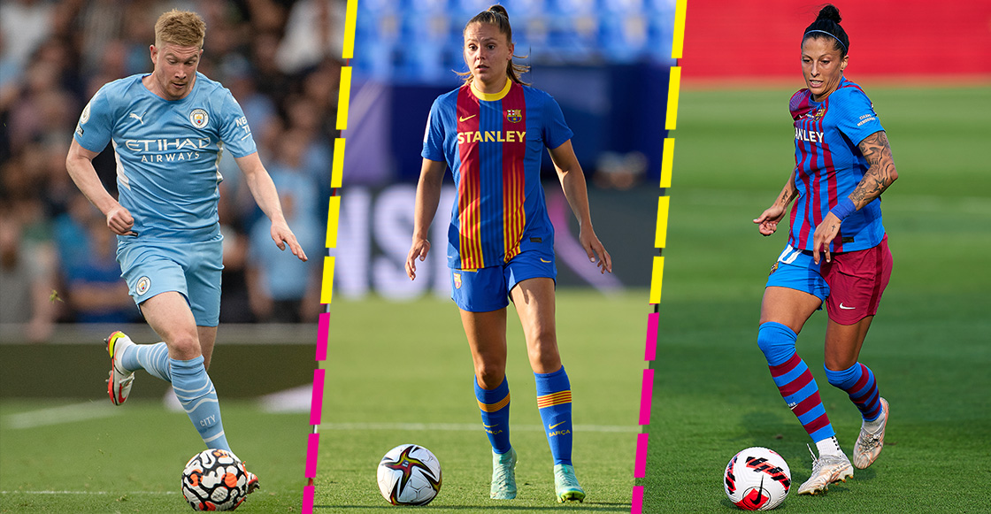 Conoce a los nominados para los premios UEFA de mejor jugador y jugadora de la temporada