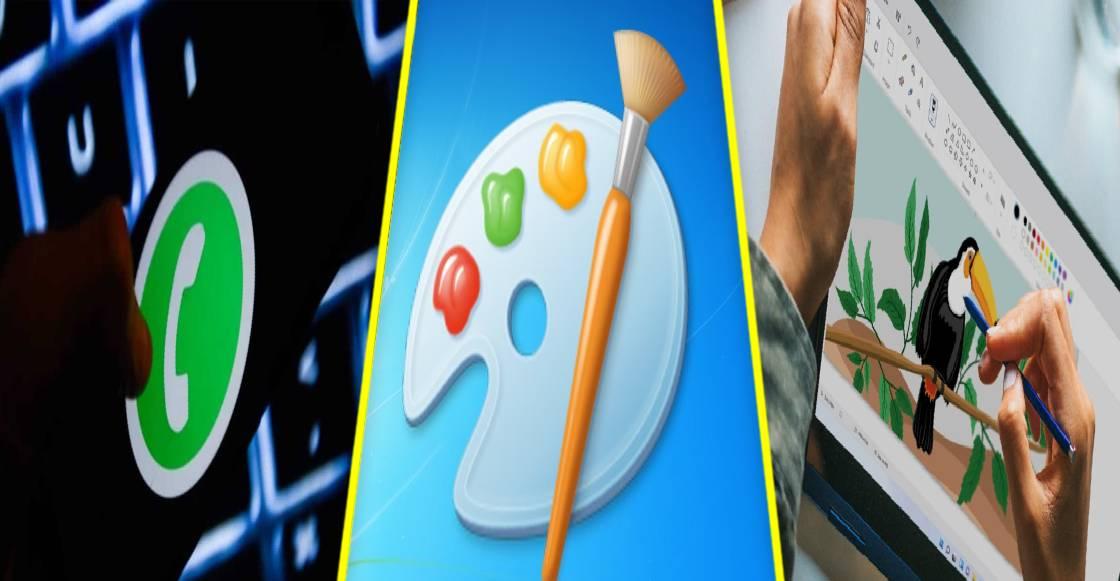 ¡Justo en la nostalgia! Microsoft se prepara para revivir y revolucionar 'Paint'
