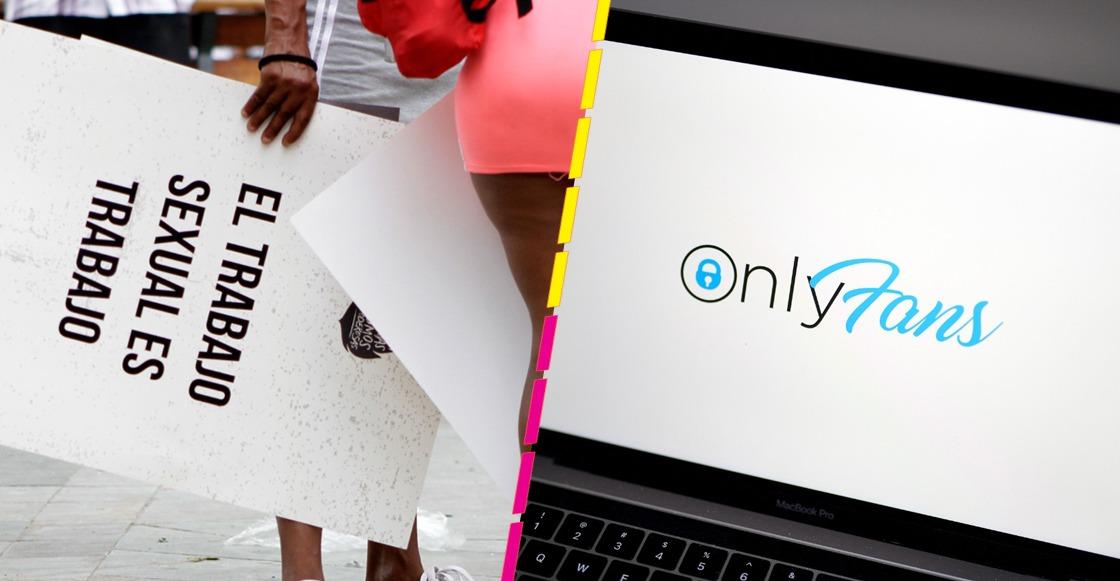 Autoregulado y seguro: OnlyFans ayudó a cambiar el trabajo sexual