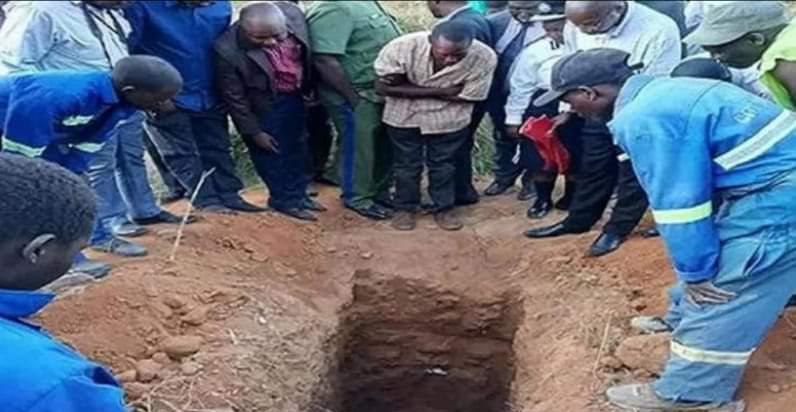 Pastor quería resucitar como Jesús y murió tras ser enterrado vivo