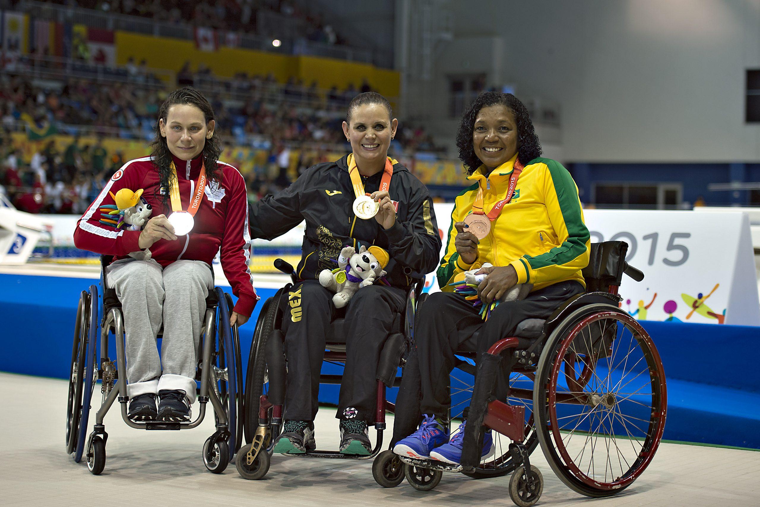 Nely Miranda, la nadadora que superó una operación para llegar a los Juegos Paralímpicos de Tokio 2020