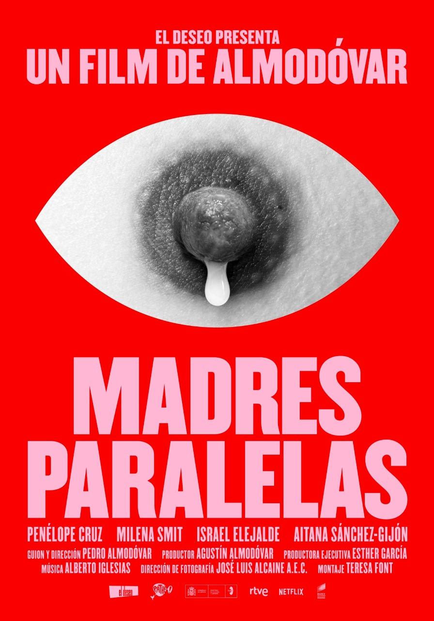 Instagram se disculpa con Pedro Almodóvar por censurar el póster de 'Madres Paralelas'