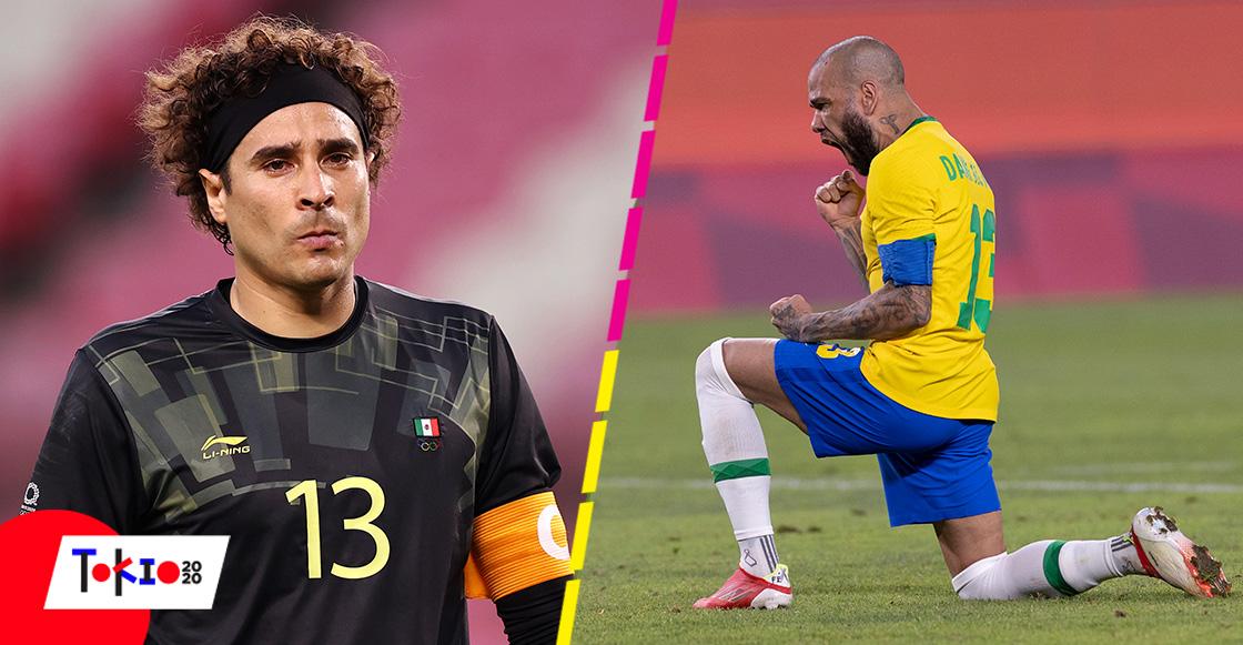 ¡Nos queda el bronce! Revive los penales con los que México cayó contra Brasil