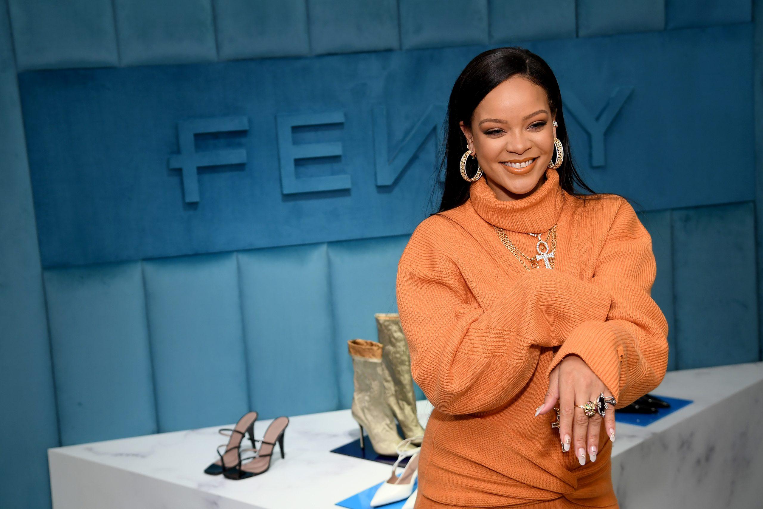 Rihanna se convierte oficialmente en billonaria según Forbes