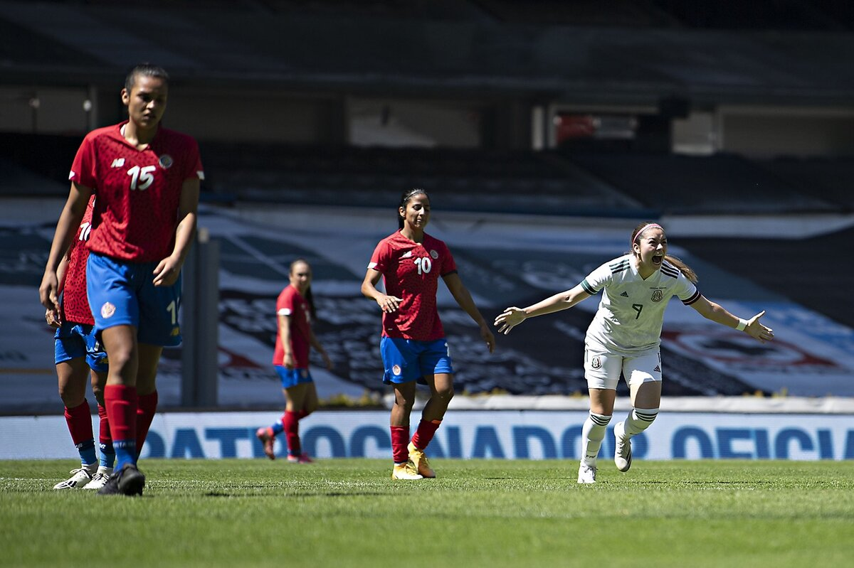 ¡Vuelven al Azteca! La Selección Mexicana Femenil enfrentará a Colombia en septiembre
