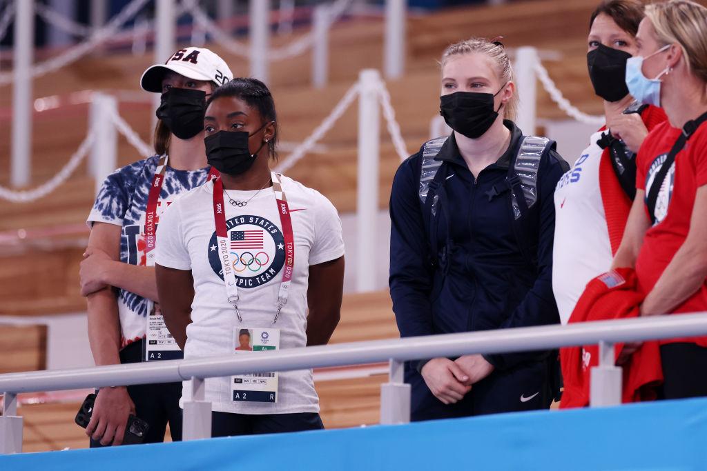 Simone Biles Juegos Olímpicos Tokio 2020