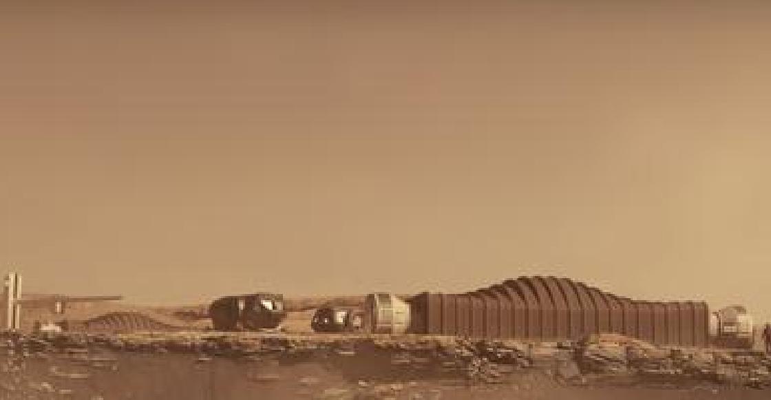 NASA busca voluntarios para un simulacro de la vida en Marte
