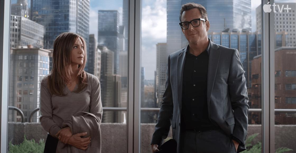 Jennifer Aniston lidia con el pasado y otros problemas en el nuevo tráiler de 'The Morning Show'