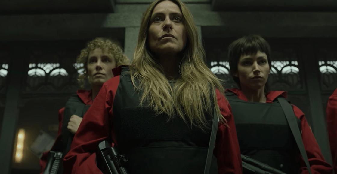 Checa el tráiler del volumen 1 de la última temporada de 'La Casa de Papel'