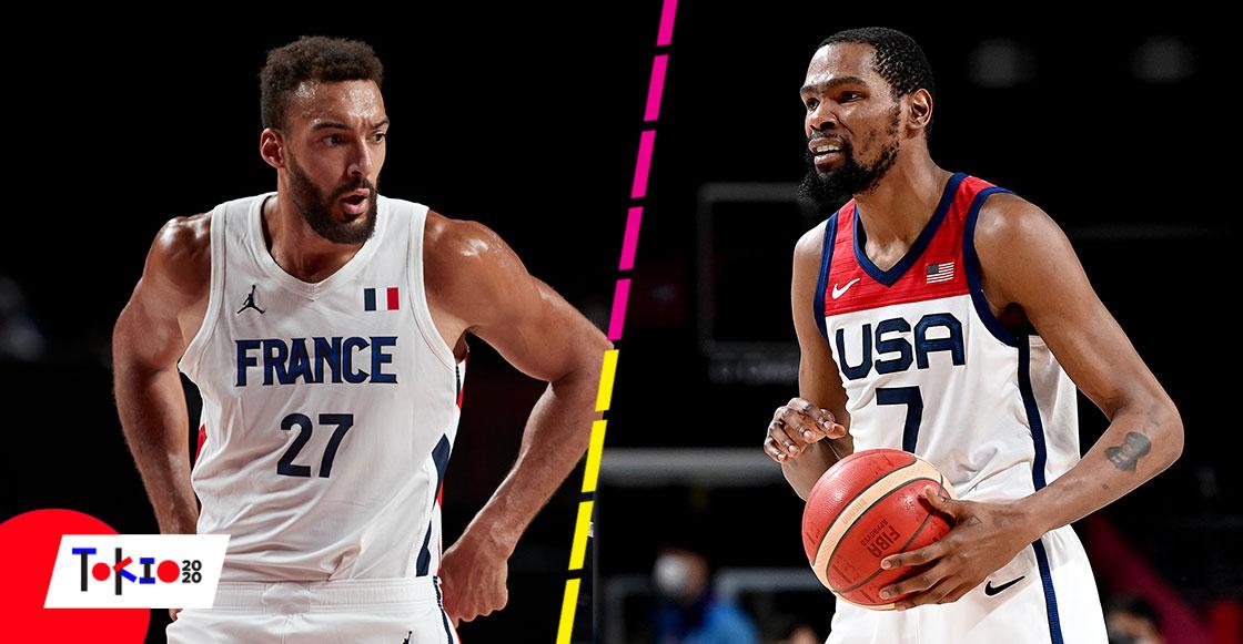 Fecha y horario: Así se jugará la final de basquetbol entre Estados Unidos y Francia en Tokio 2020