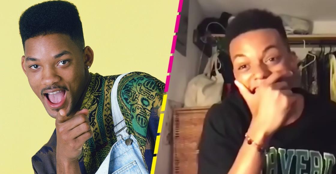 Will Smith sorprende al elegido para el reboot del 'Príncipe del rap'