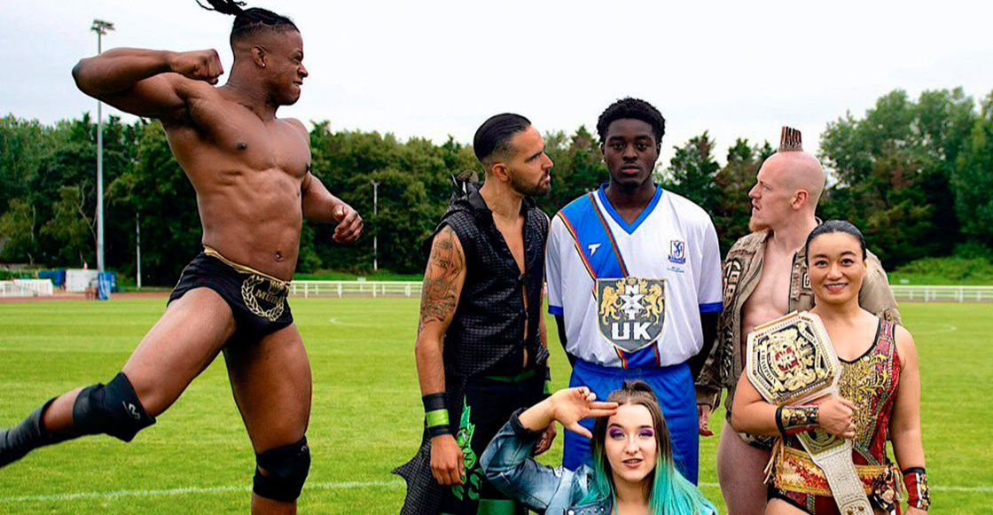 WWE le entra al mundo del futbol, será el patrocinador en una playera de equipo inglés