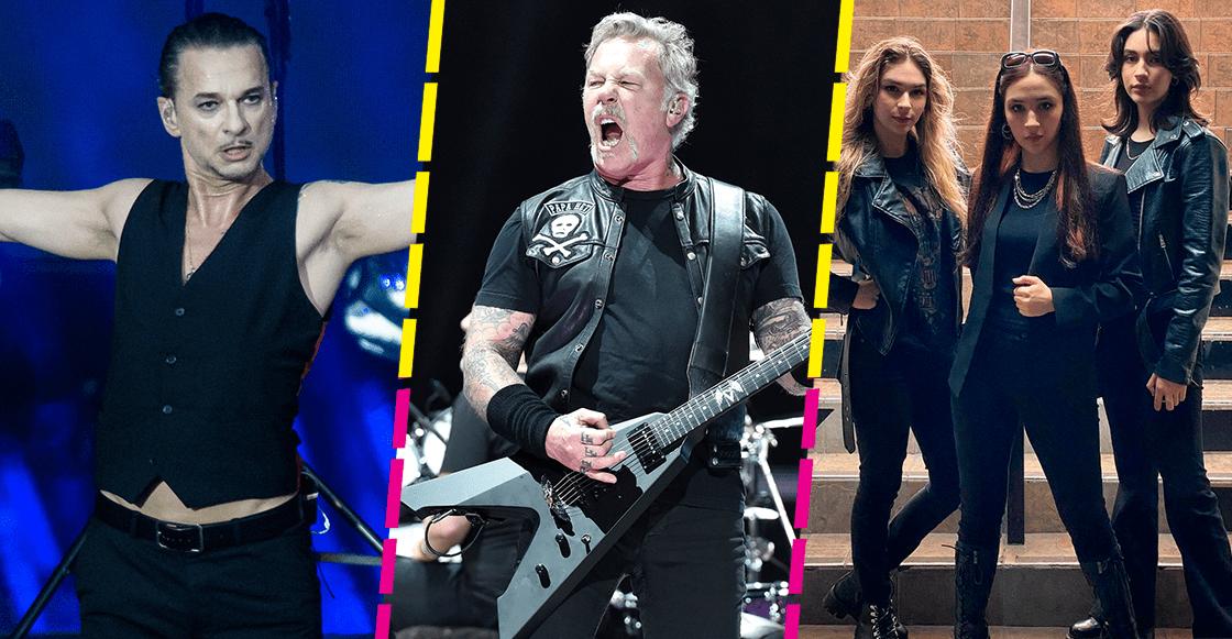 10 bandas y artistas que se rifaron con sus covers en 'The Metallica Blacklist'