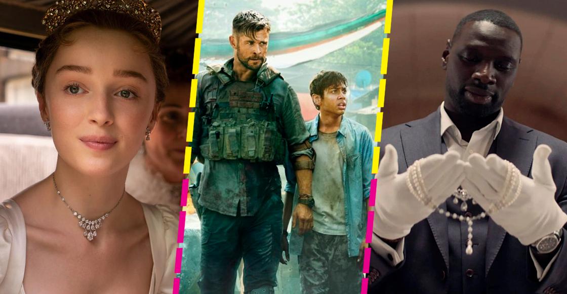 Las 20 series y películas de Netflix más vistas de todos los tiempos