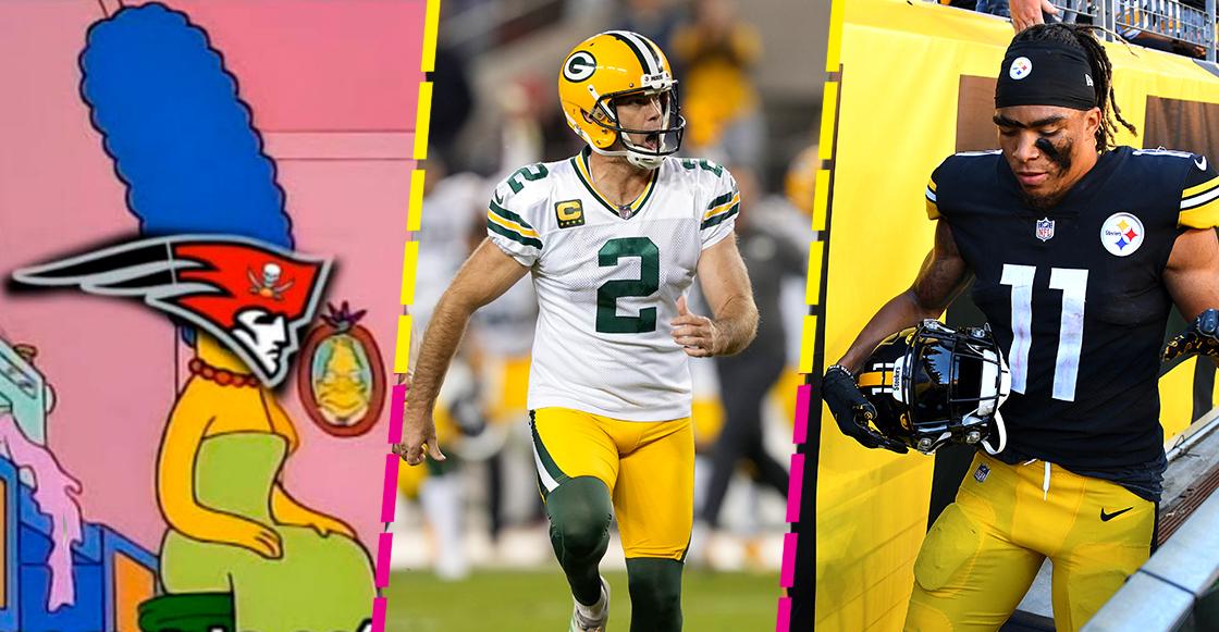 Derrota de Steelers, Packers se lleva la victoria de último minuto y los memes de la semana 3 de NFL