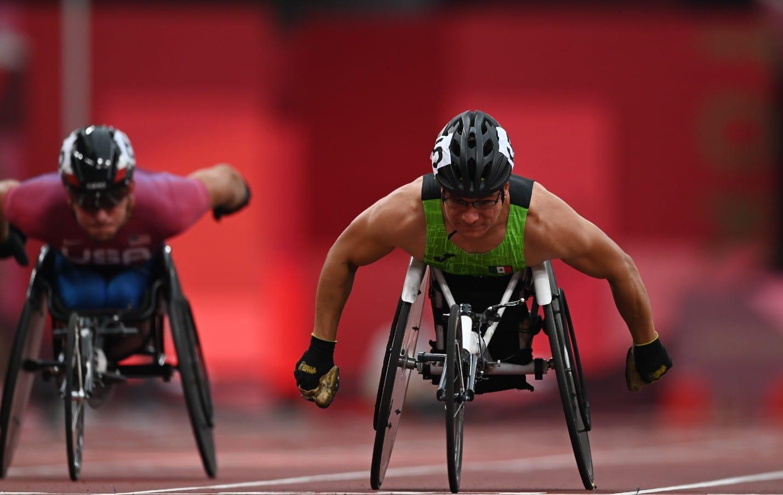 Mientras dormías: El bronce de Juan Pablo Cervantes y el atleta que ganó tres oros en cuatro días en los Juegos Paralímpicos de Tokio 2020