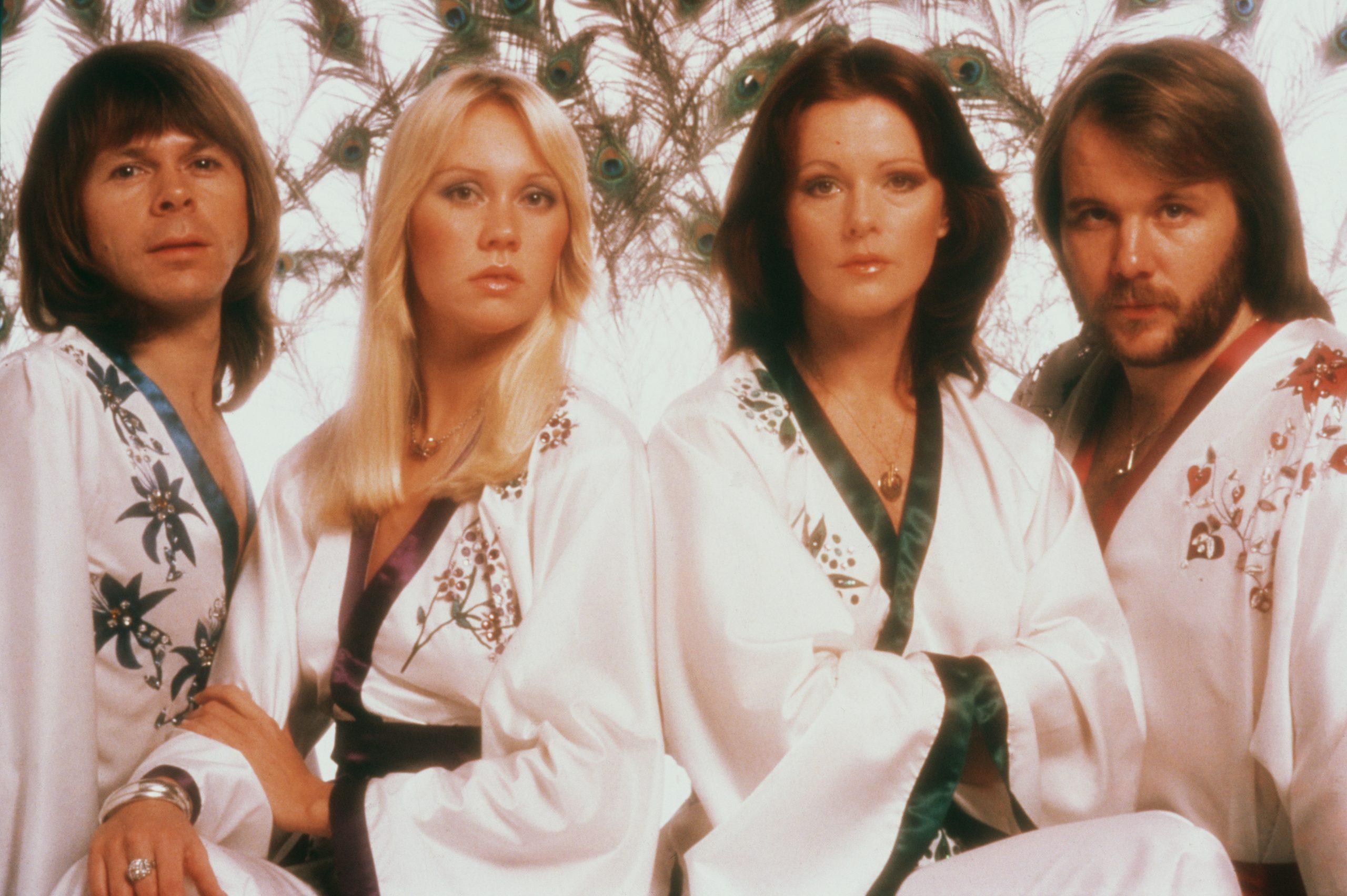 ABBA anuncia su regreso con los integrantes originales después de 40 años