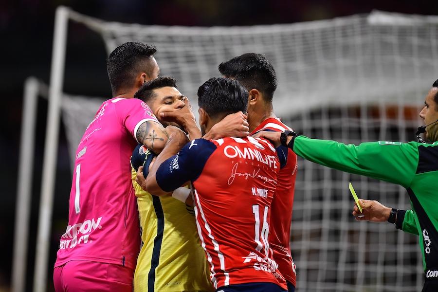 America vs Chivas Apertura 2021
