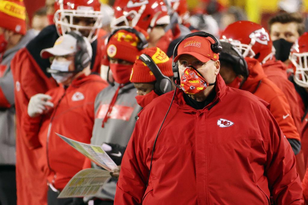 Lo que sabemos sobre la hospitalización de Andy Reid, el coach de los Kansas City Chiefs